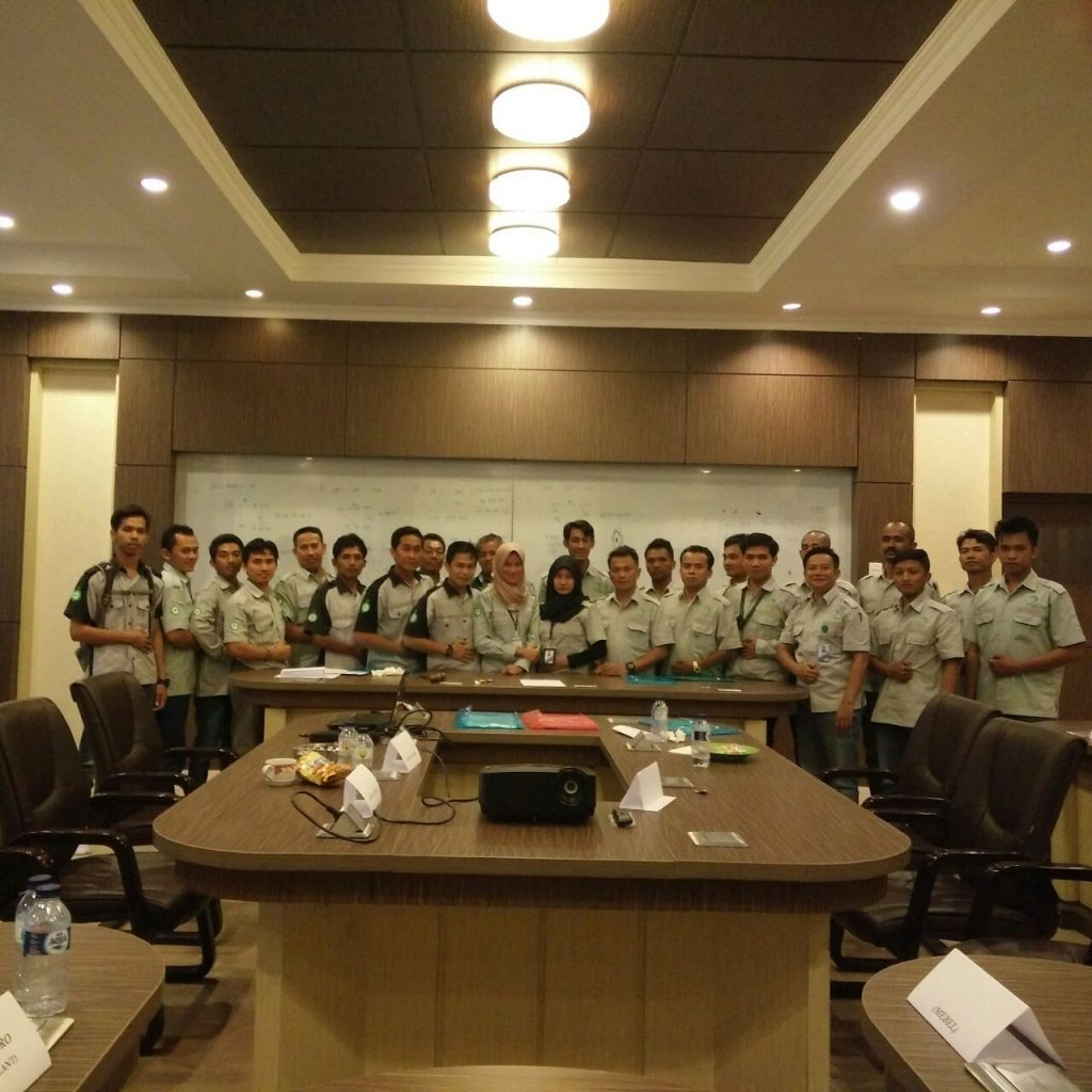 jhonlin group, SHE, Basic K3, Ergonomi, Batulicin, Tanah Bumbu, Kalimantan Selatan